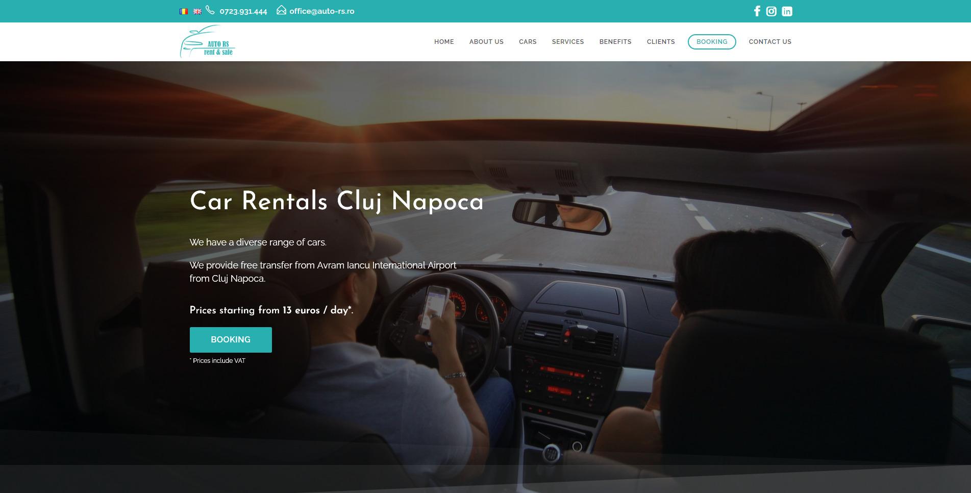 Car Rentals Company