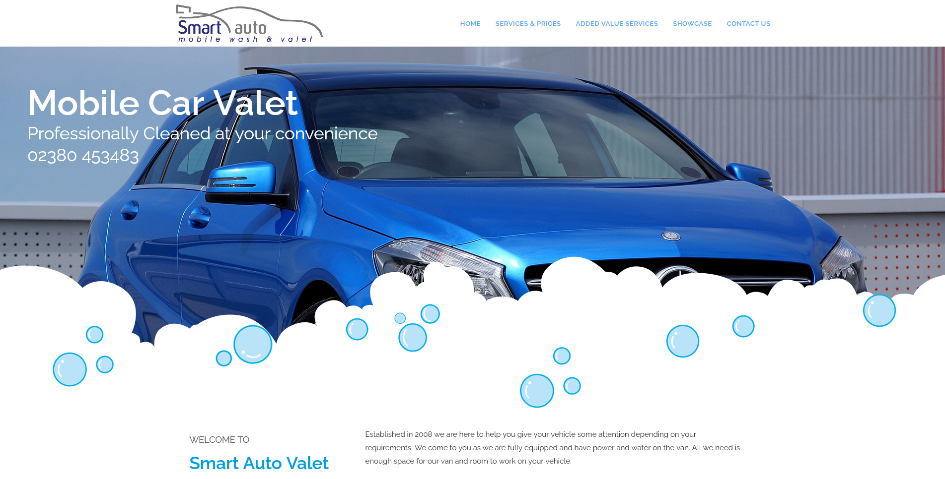 Car Valet Company