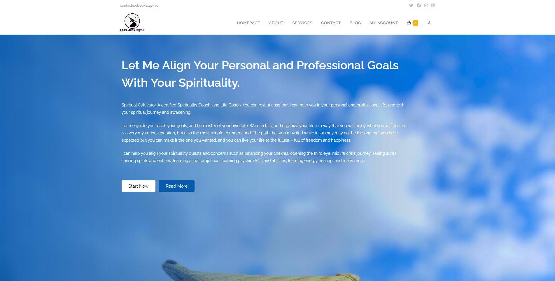 Spirituality Coach