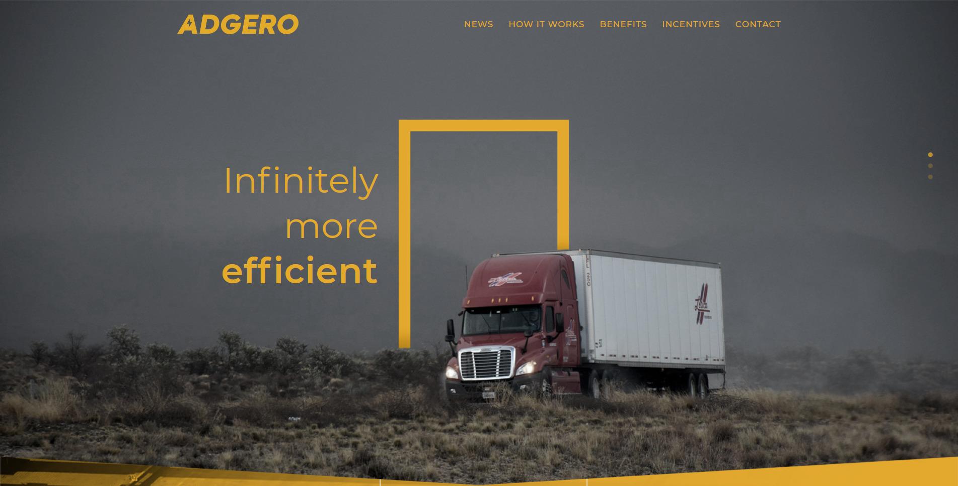 Truck hybrid system